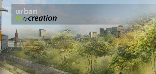 urban re creation – new visions for inner-city open spaces
